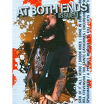 "AT BOTH ENDS #9/#10 +2x7""- Fanzine"