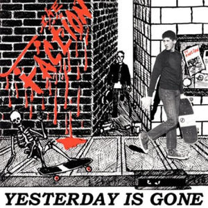 "THE FACTION 'Yesterday Is Gone' 12""EP"