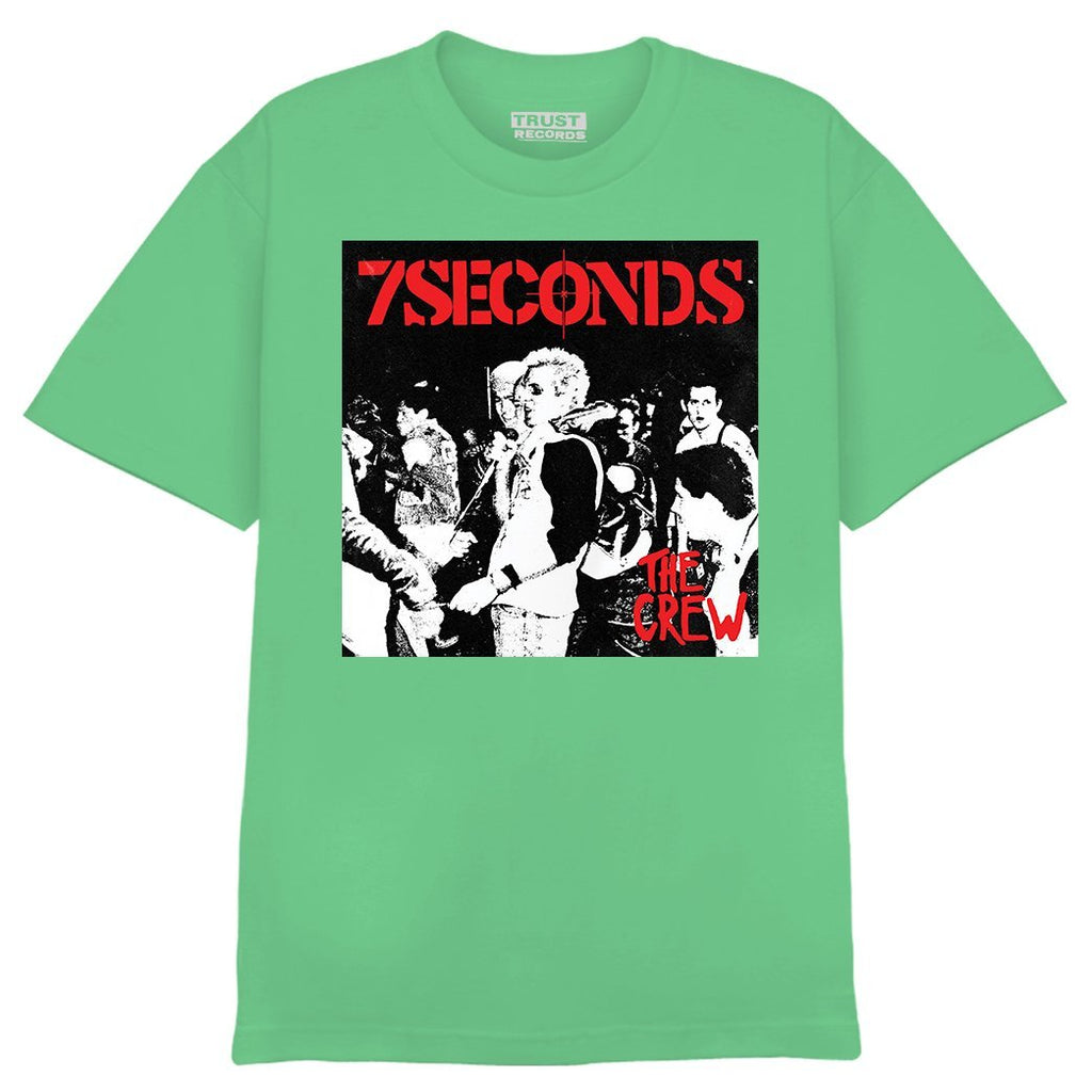 PRE-ORDER: 7 SECONDS 'The Crew' T-Shirt / MINT