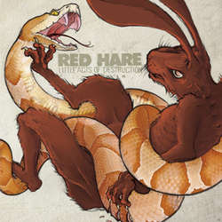 RED HARE 'Little Acts of Destruction' LP