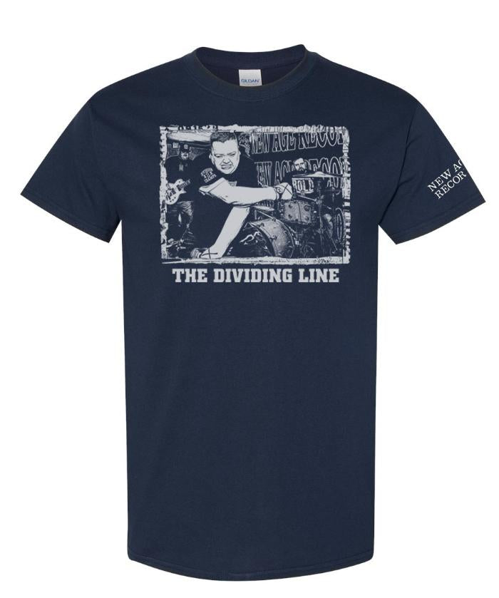 THE DIVIDING LINE 'TURN MY BACK' T-Shirt