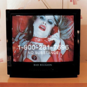 BAD RELIGION 'No Substance' LP / COLORED US EDITION