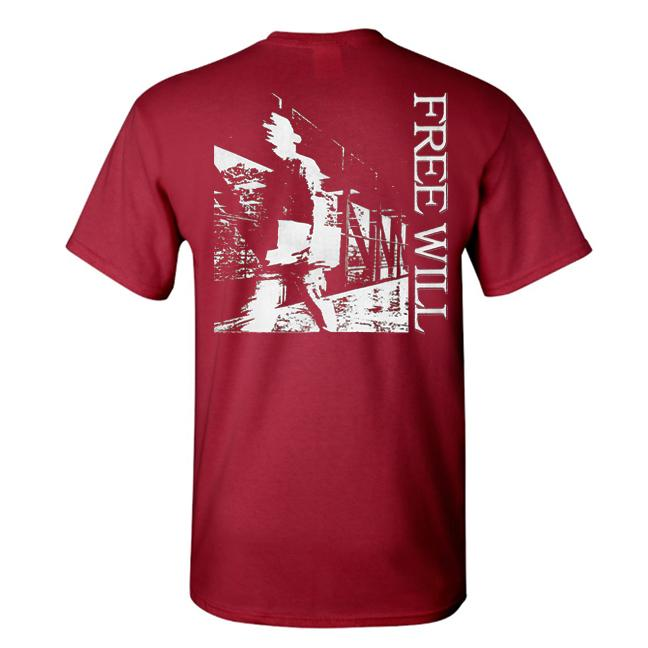 NEW AGE RECORDS X FREEWILL T-Shirt
