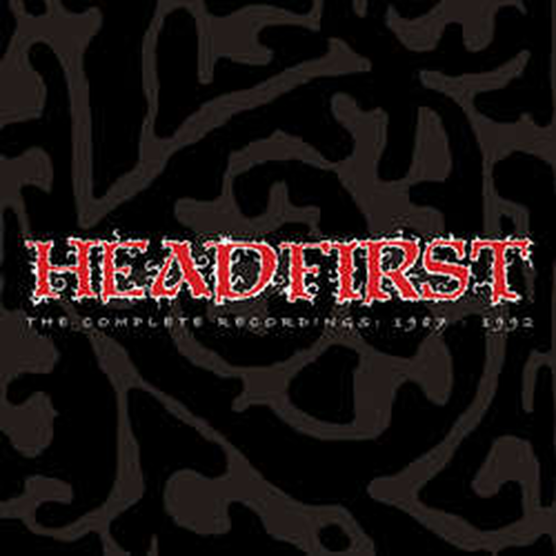 HEADFIRST 'The Complete Recordings: 1987-1992' 3xLP