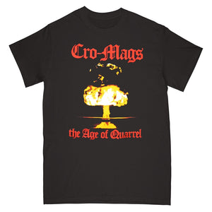 CRO-MAGS 'The Age Of Quarrel' T-Shirt