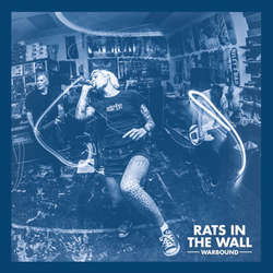 "RATS IN THE WALL 'Warbound' 7"" / COLORED EDITION"