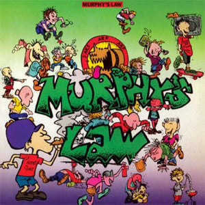 MURPHY'S LAW 's/t' LP / COLORED EDITION