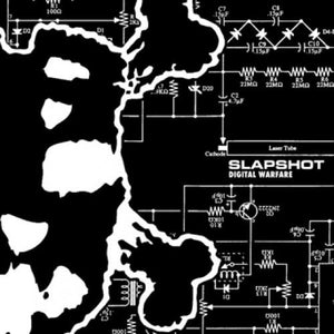 SLAPSHOT 'Digital Warfare' LP / COLORED EDITION
