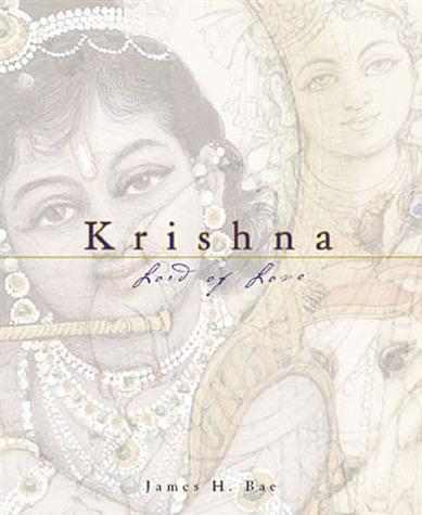 'KRISHNA – Lord of Love' - Mini-Book