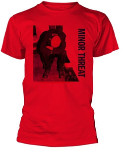 MINOR THREAT 'LP Cover' T-Shirt