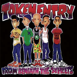 TOKEN ENTRY 'From Beneath The Streets' LP