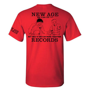 PRE-ORDER: NEW AGE RECORDS 'Unity' T-Shirt