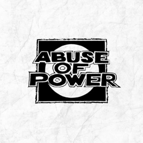 "ABUSE OF POWER 's/t' 7"" / GOLD VINYL EDITION"