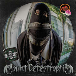 COUNT CATASTROPHIC 'The Multi-Platinum Selling Debut Album By' LP