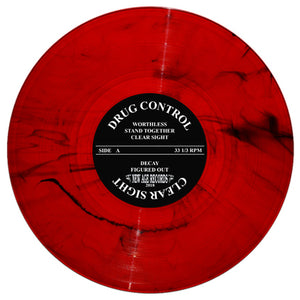 DRUG CONTROL 'Clear Sight' 7""