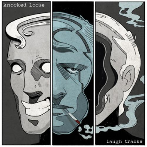 KNOCKED LOOSE 'Laugh Tracks' LP / COLORED EDITION