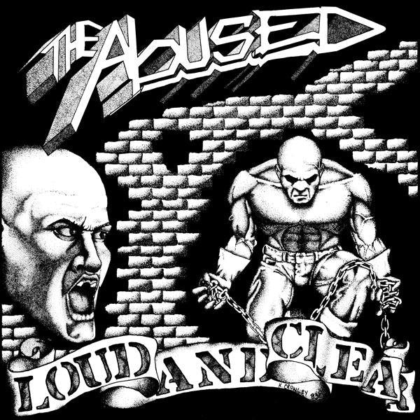 THE ABUSED 'Loud And Clear' LP