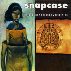 SNAPCASE 'Progression Through Unlearning' LP / COLORED EDITION