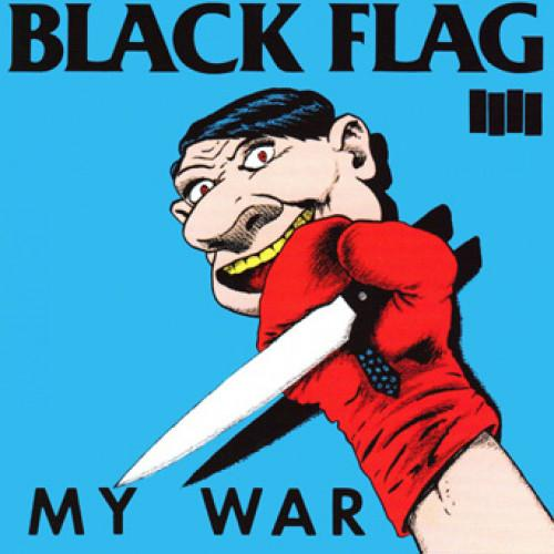 BLACK FLAG 'My War' LP