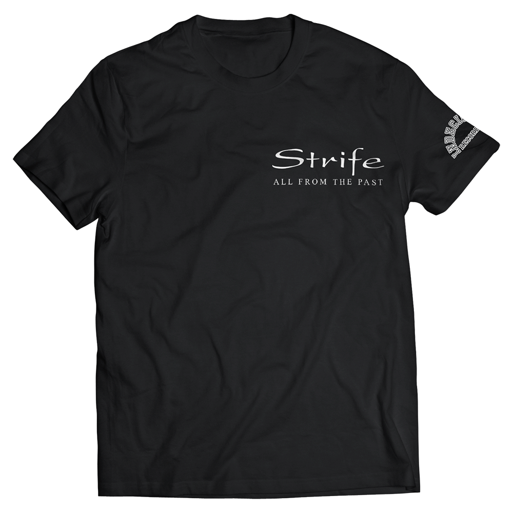 PRE-ORDER: STRIFE 'All From The Past T-Shirt