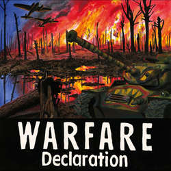 WARFARE 'Declaration' 12""