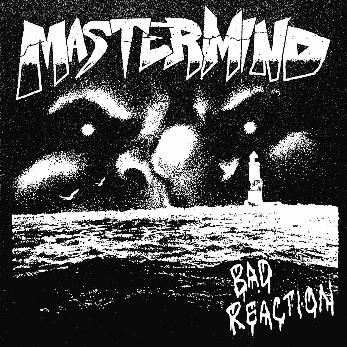 MASTERMIND 'Bad Reaction' EP 7""