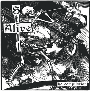 "V/A STILL ALIVE Hardcore Compilation 7"" / MINT GREEN EDITION"