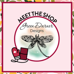 Meet The Spring 2021 Shop | Green Darner Designs