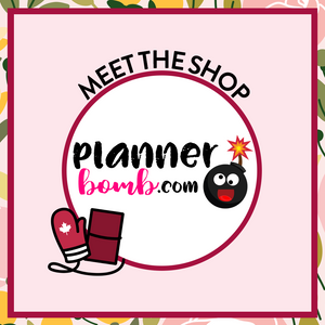 Meet The Spring 2021 Shop | Plannerbomb.com