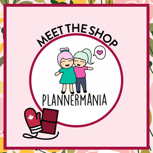 Meet The Spring 2021 Shop | Plannermania