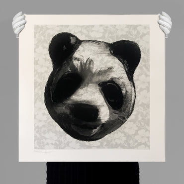 CHARMING BAKER - 'FLOCKED PANDA HEADS'