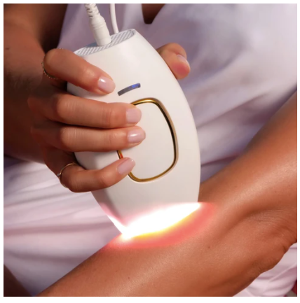 BG Classic Laser Hair Removal Handset - Beautified Glow