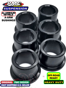 A-Arm Bushings for Yamaha ATVS: Banshee 350, Raptor 700, Raptor 125/250 350, YFZ 450 Warrior 350- Replaces Yamaha 90381-15088-00
