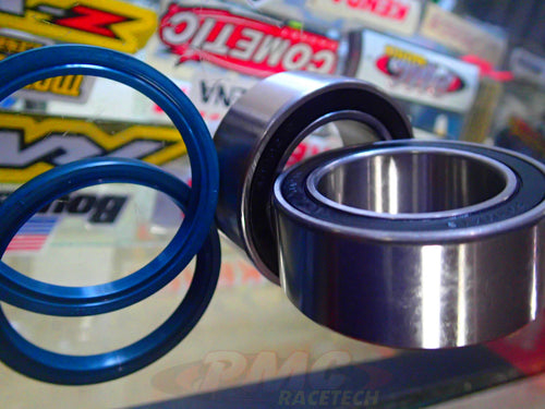 Yamaha ATV Rear Axle Bearing and Seals Repair Kit