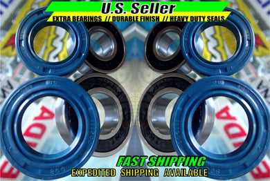Yamaha ATV Front Wheel Bearings and Seals Repair Kit