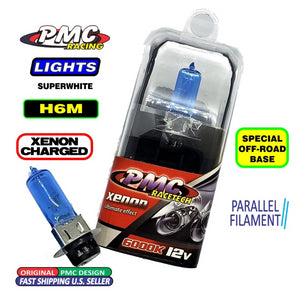 Light Bulbs H6m 35/35w Xenon-Halogen Parallel Filament Hi-Tech