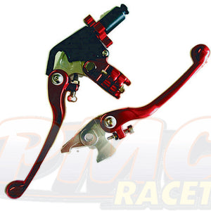 ATV Lever Set Clutch & Brake Flexible – YFZ 2007-2015 YFM700 Raptor 2008-2015