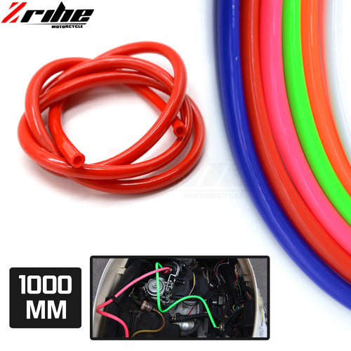 Fuel Hose Oil Tube Pipeline Rubber Line Universal for Motocross Dirt Bike ATV Racing Sport Bike Off Road