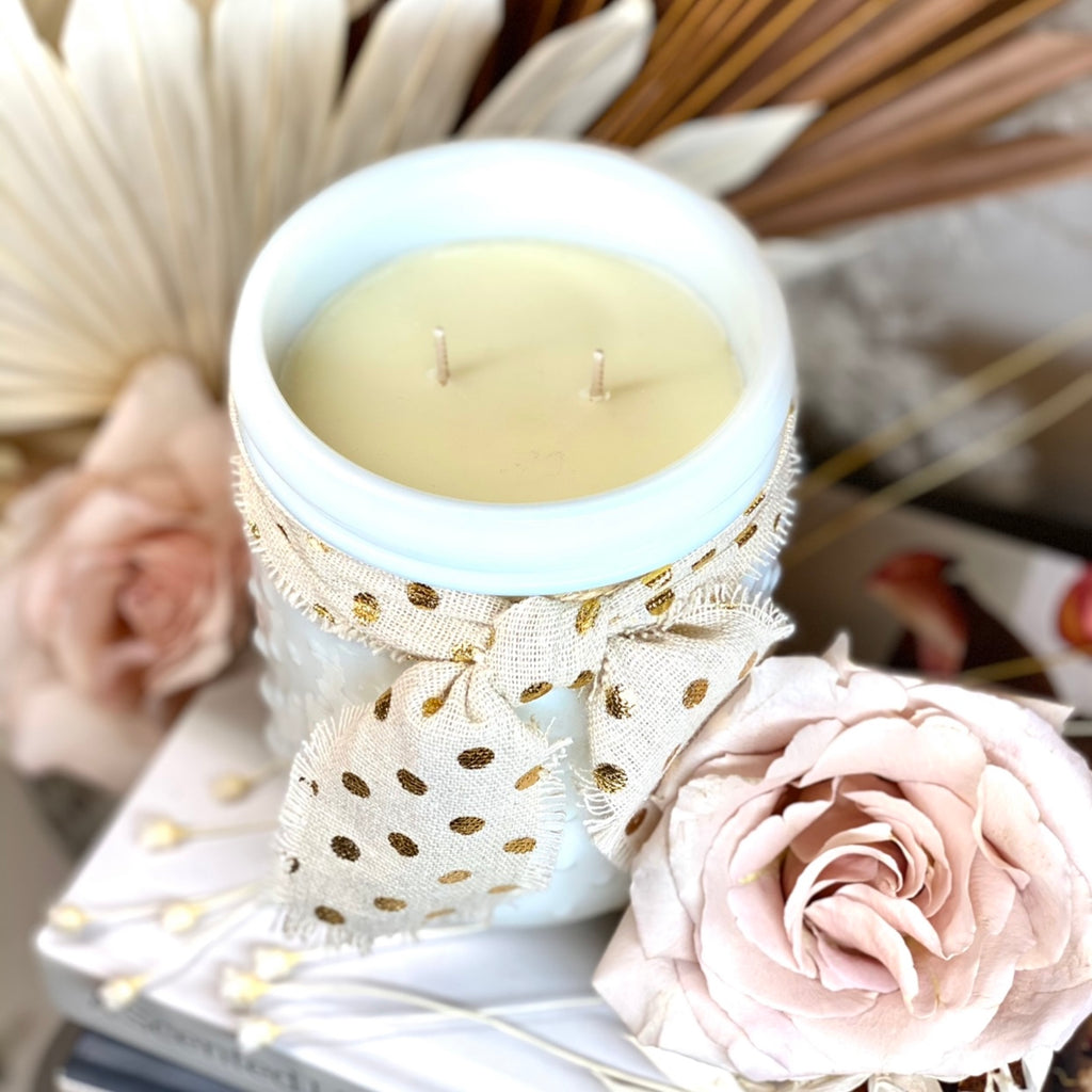 Girl Crush, Hobnail Candle