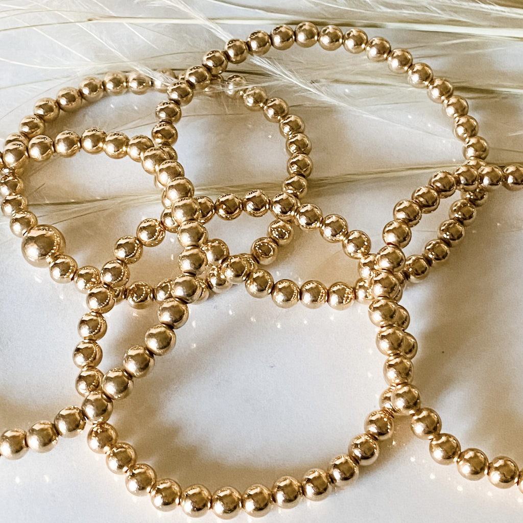5mm Gold Filled Bracelet