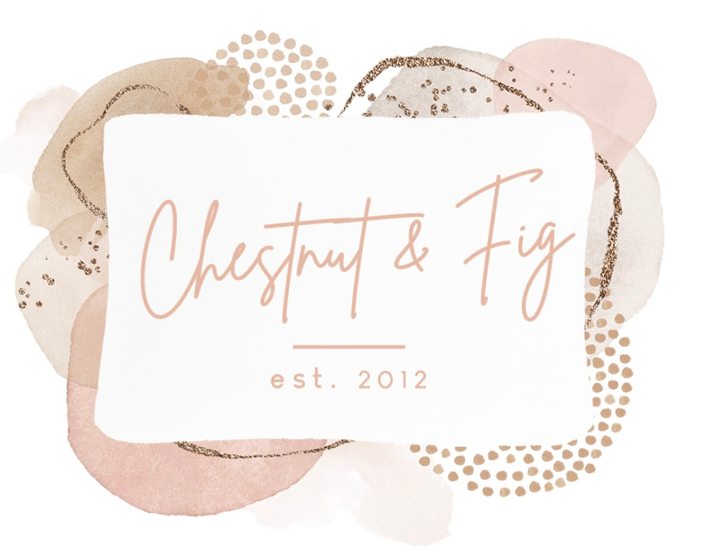 Gift Card, Chestnut and Fig