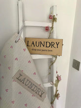 Load image into Gallery viewer, Laundry Drop Your Pants Here Plaque