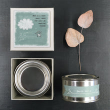 Load image into Gallery viewer, Mum is a small word tinned candle & gift box ... Mothers Day
