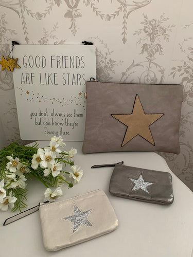 Star Coin Purse ... 2 colours