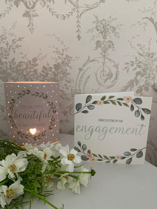 Greetings Card ... Engagement