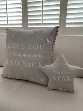 Load image into Gallery viewer, Love you to the Moon & Back Cushion