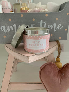 Tinned Scented Candles ... 5 scents