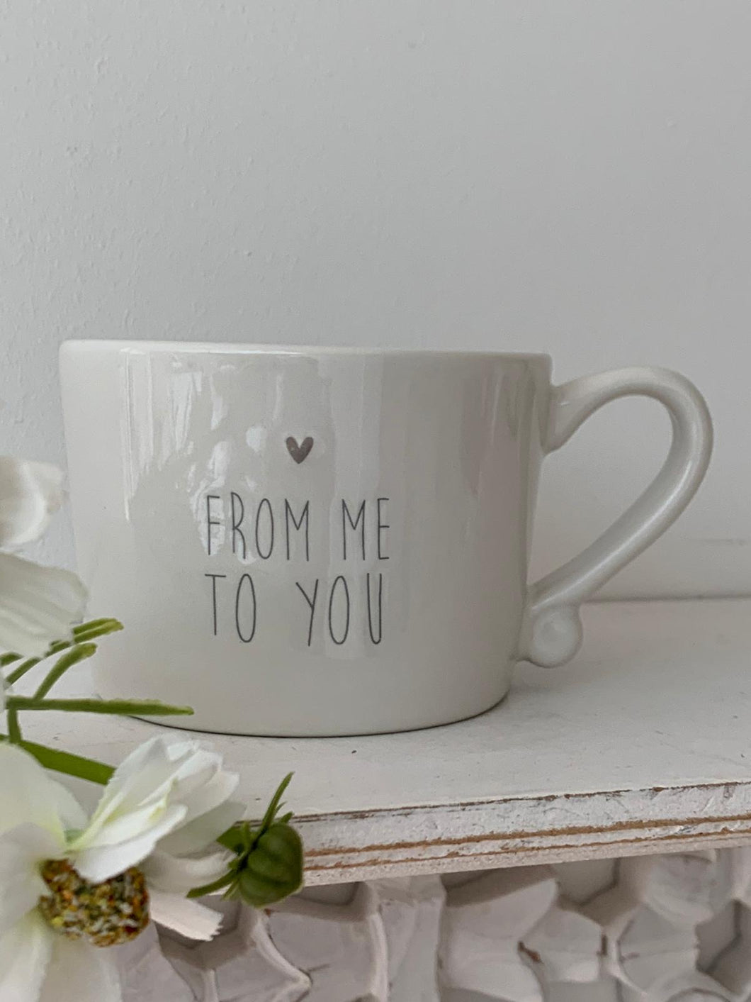 From Me to You Small Mug