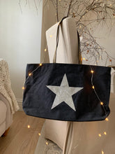 Load image into Gallery viewer, Star shopper bag / luggage bag ... 3 colours