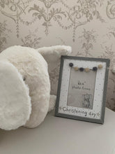 Load image into Gallery viewer, Baby Pom Pom Christening Frame